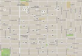 Boystown Chicago Map by Ukrainian Village Garage Sales Do Division Fest U0027rain Or Shine