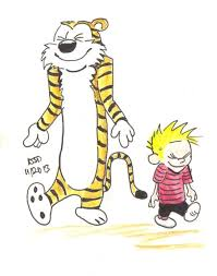 calvin and hobbes by bill watterson come alive and dance in this