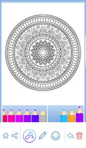 for adults mandala coloring for adults android apps on play