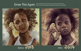 Draw This Again Meme Template - draw again meme 2013 2014 by margaw on deviantart