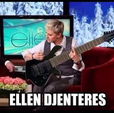 Djent Meme - our last crusade on twitter ellen djenteres music metal yyc
