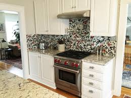 Contemporary Kitchen Backsplash by Contempo Kitchen Backsplash