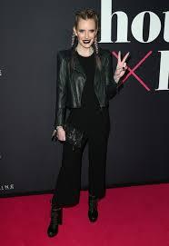 maybelline mercedes fashion week mirja du mont photos photos maybelline trendsxhbition 2017