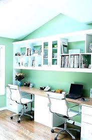 2 desk home office two person desk home office 2 sided desks double desk home office