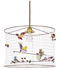 Birdcage Pendant Light Chandelier Anthropologie Songbird Chandelier Copycatchic