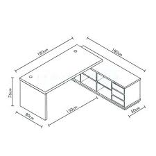 Height Of Average Desk Typical Office Desk Height Cm Tag Office Desk Dimensions