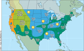 weather usa map weather map of usa list current weathercom best of