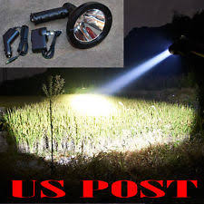 Led Coon Hunting Lights For Sale Dakota Led Coon Predator Hunting Light 800 Lumens 2 Year Blue Ebay