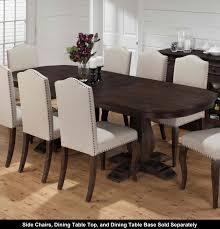 dining room table with butterfly leaf jofran grand terrace dining table with butterfly leaf live well