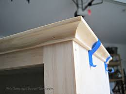 Desk Molding Adding A Hutch To A Desk Post 2 Pink Toes And Power Tools