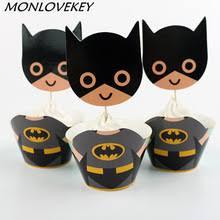 batman baby shower decorations popular batman cup baby buy cheap batman cup baby lots from china