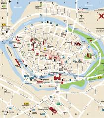 Germany City Map by Lubeck Germany Pictures Citiestips Com