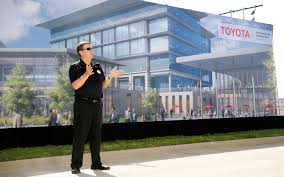 lexus usa headquarters address toyota unveils campus design for new north american headquarters