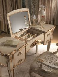 Antique Vanity Table Bedroom Antique Dressing Table Vanity Information Within Elegant