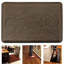 Anti Fatigue Kitchen Rugs Plain Perfect Anti Fatigue Kitchen Mat Full Size Anti Fatigue