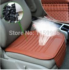 coussin de siege auto sellerie cuir automobile de voiture housse de siège de voiture