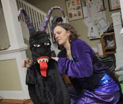 you better watch out krampus is coming to town baltimore sun