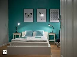 peinture chambre parent turkusowa sypialnia szukaj w sdb turquoise