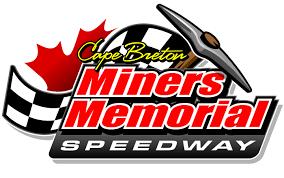 Breton Flag Victory Lane U2013 Cape Breton Miners Memorial Speedway Oct 23