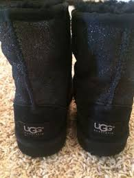 ugg s decatur boots black plaid uggs leather boots sz 5 my style uggs leather