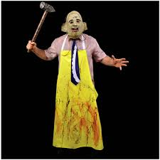 leatherface costume chainsaw leatherface costume mad about horror