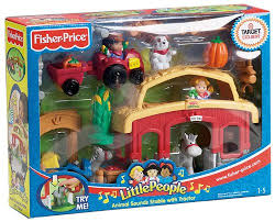 amazon black friday juguetes de disney fisher price little people animal sounds stable barn with tractor