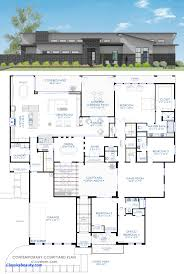 modern houses floor plans modern house plans luxury house plans contemporary home designs