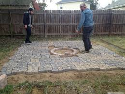 Round Patio Pavers by Garden Interesting Pavers Lowes For Cozy Garden Walkway Design