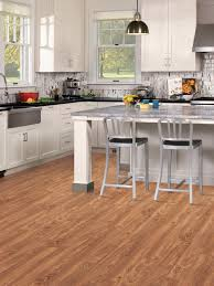 Kitchen Floor Coverings Ideas by Beautiful White Kitchen Vinyl Floor With Flooring Chrome Pendant