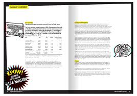 chairman s annual report template paddy power annual report 2011 graphis