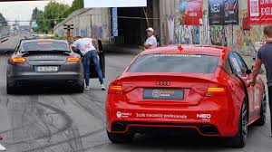 audi s5 modified porsche panamera gts vs audi s5 sportback revo drag race youtube