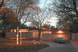 tarrytown residence midcentury exterior austin by