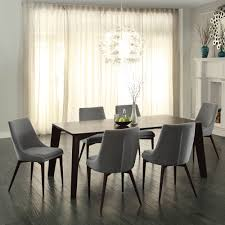 homelegance fillmore dining table in espresso beyond stores