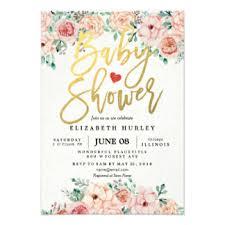 baby shower invite flower baby shower invitations sempak 92e541a5e502