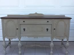 Antique White Sideboard Buffet by Best 25 Antique Sideboard Ideas On Pinterest Mid Century Modern