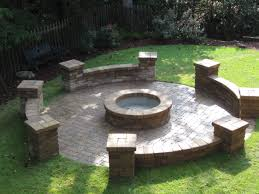 Fire Pit Kit Stone by Tips Traditional Outdoor Heater Design Ideas With Pavestone Fire