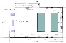 home theater floor plan download home theater design plans homecrack vision fleet