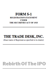 the trade desk ipo the trade desk financials revealed files s 1 aims to raise 86m