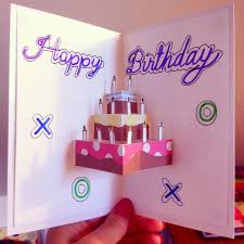 make a birthday greeting card 37 homemade birthday card ideas and
