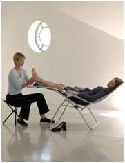 Reflexology Chair Foot U Knead