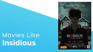 halloween movies top 5 movies like insidious youtube