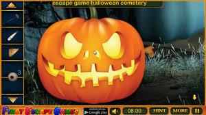 escape game halloween cemetery escape 2 walkthrough