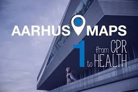 Map From Aarhus On The Map From Registration To Healthcare Jutland Station