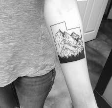 epic mountain tattoo ideas