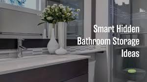 how to organize small bathroom cabinets 16 smart bathroom storage ideas space storage