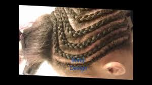 how to braid hair with middle part middle part sew in tutorial youtube