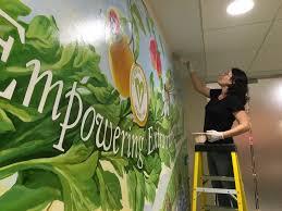 Mural Artist by South Florida Mural Artist Georgeta Fondos U0027 Biography