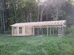 building a goat barn brian harrys blog