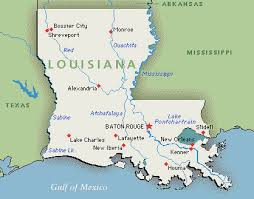 louisiana map cities twt travel binder louisiana travels with two