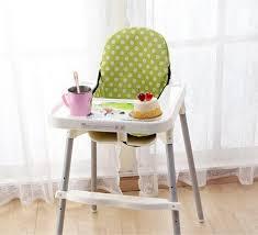 si e de pliable chaise haute housses coussin de amaoma baby chaise de salle à